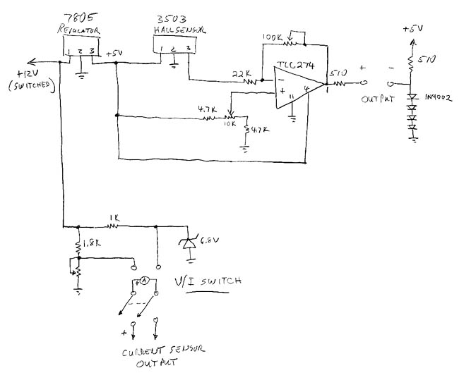 reg_ckt electronic ammeter and voltmeter DC Amp Meter Wiring Diagram at aneh.co