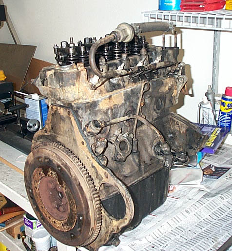 Apologise, but, Midget engine build think, that